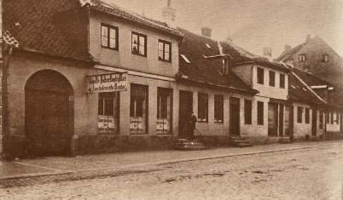 H.C. Andersen fornedrelses-år